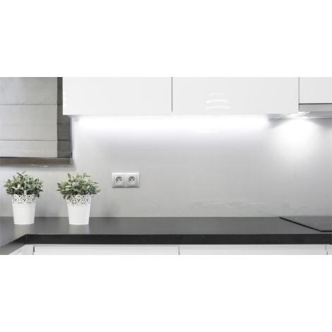 Ecolite TL2016-70SMD/15W/BI - LED Pultmegvilágító GANYS LED/15W/230V