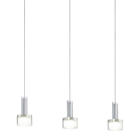 Eglo 93929 - LED Mennyezeti függesztékes lámpa FABIANA 4xLED/3,3W/230V