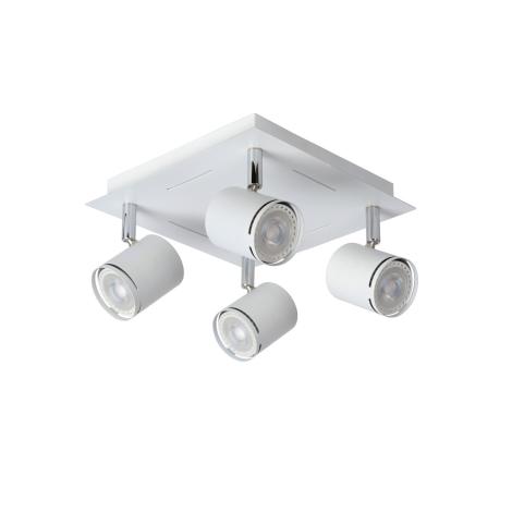 Lucide 26994/20/31 - LED spotlámpa RILOU 4xGU10/4,5W/230V