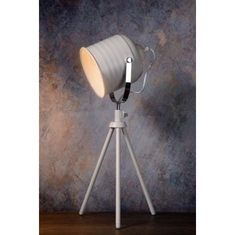 Lucide 71535/01/31 - Asztali lámpa STUDIO 1xE14/ESL 11W/230V