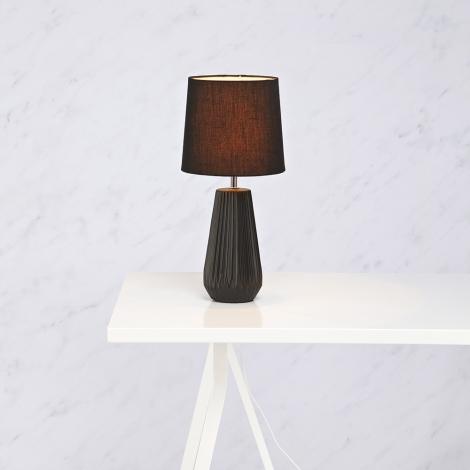 Markslöjd 106624 - Asztali lámpa NICCI 1xE14/40W/230V