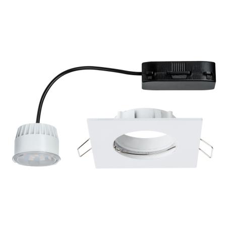Paulmann 92760 - KÉSZLET 3xLED Fürdőszobai beépíthető lámpa  COIN LED/6,8W IP44