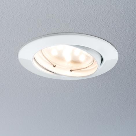 Paulmann 92764 - LED Fürdőszobai beépíthető lámpa LED/6,8W/230V