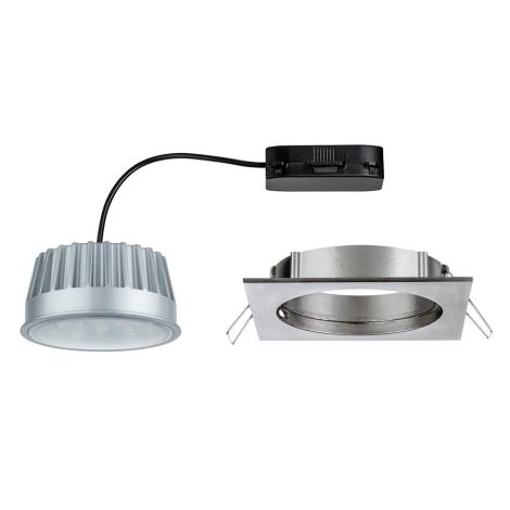 Paulmann 92784 - LED Szabályozható fürdőszobai beépíthető lámpa LED/14W/230V