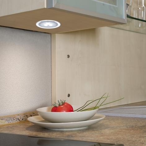 Paulmann 98352 - Készlet 3x LED Beépíthető lámpa MICRO LINE 3xLED/3W/230V/12V