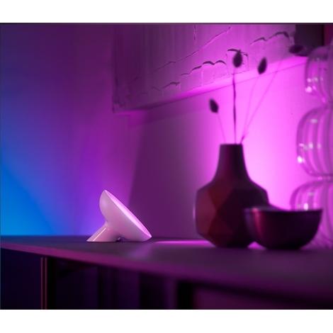 Philips - LED RGB Szabályozható asztali lámpa HUE BLOOM 1xLED/7,1W/230V