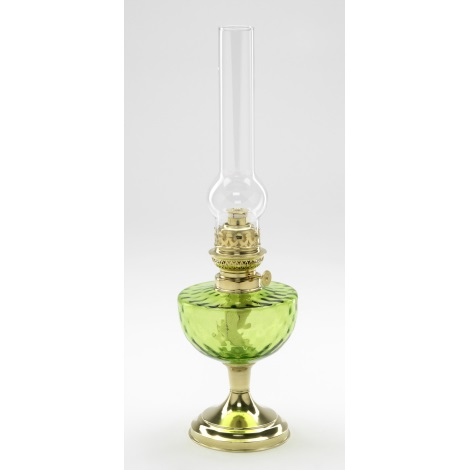 08/A-V francia petróleum lámpa