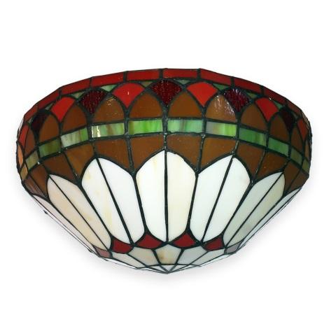 202201-24 - TIFFANY NEW fali lámpa1xE27/60W
