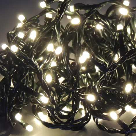 30236 - Beltéri karácsonyi lánc LED/3,5W/230V 7,9m