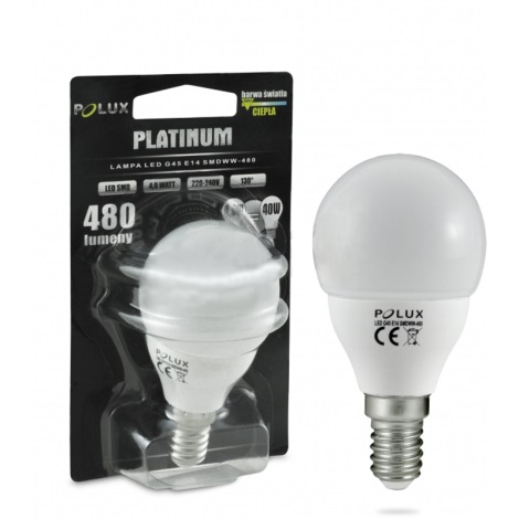 303134 - LED izzó E14/4,9W/230V