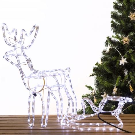 31172 - Karácsonyi dekoráció LED/14,4W/230V