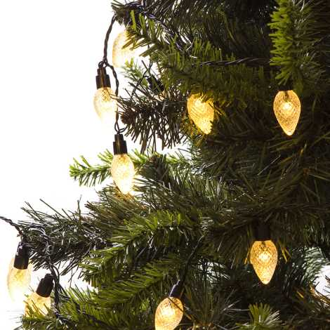 31356 - Beltéri karácsonyi dísz LED/1,4W/230V 4m