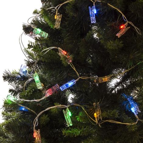31370 - Beltéri karácsonyi dísz LED/3,5W/230V 3m