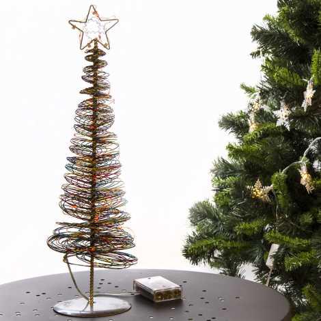 31387 - Karácsonyfa LED/0,9W/3xAA