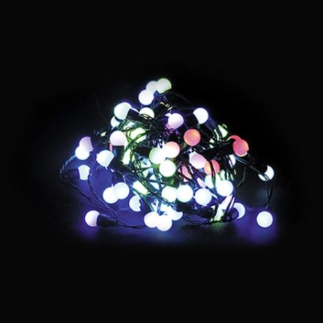 31509 - Kültéri karácsonyi lánc LED/4,8W/230V 10m