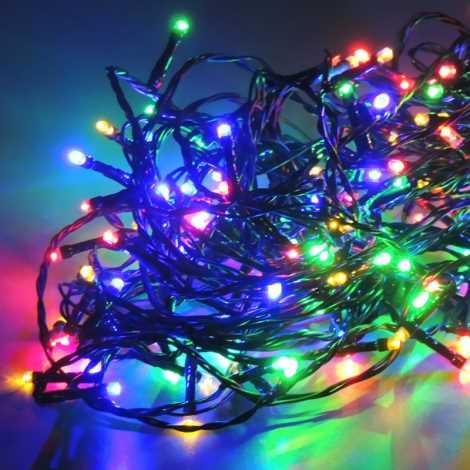 31578 - Kültéri karácsonyi lánc LED/5,4W/230V 17,9m