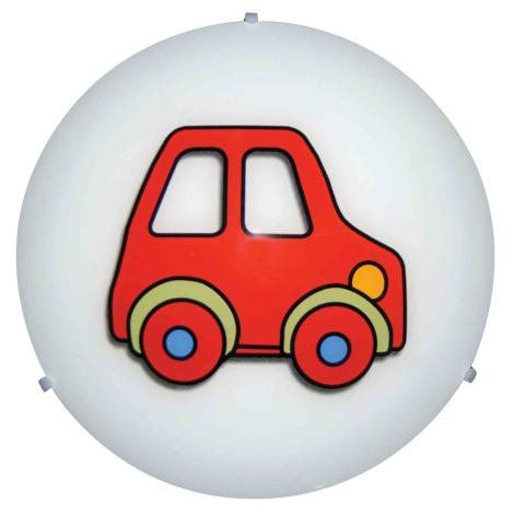 5502/40/Autó gyerek fali lámpa2xE27/60W