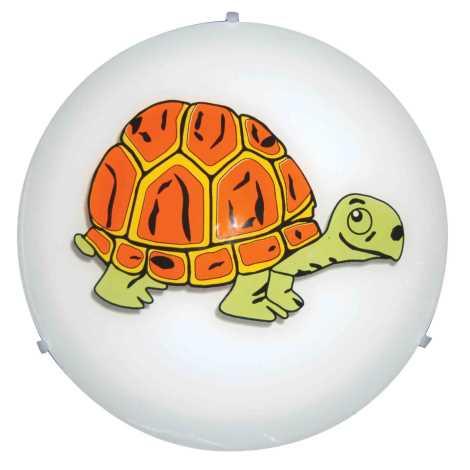 5502/40/Teknőc gyerek fali lámpa 2xE27/60W