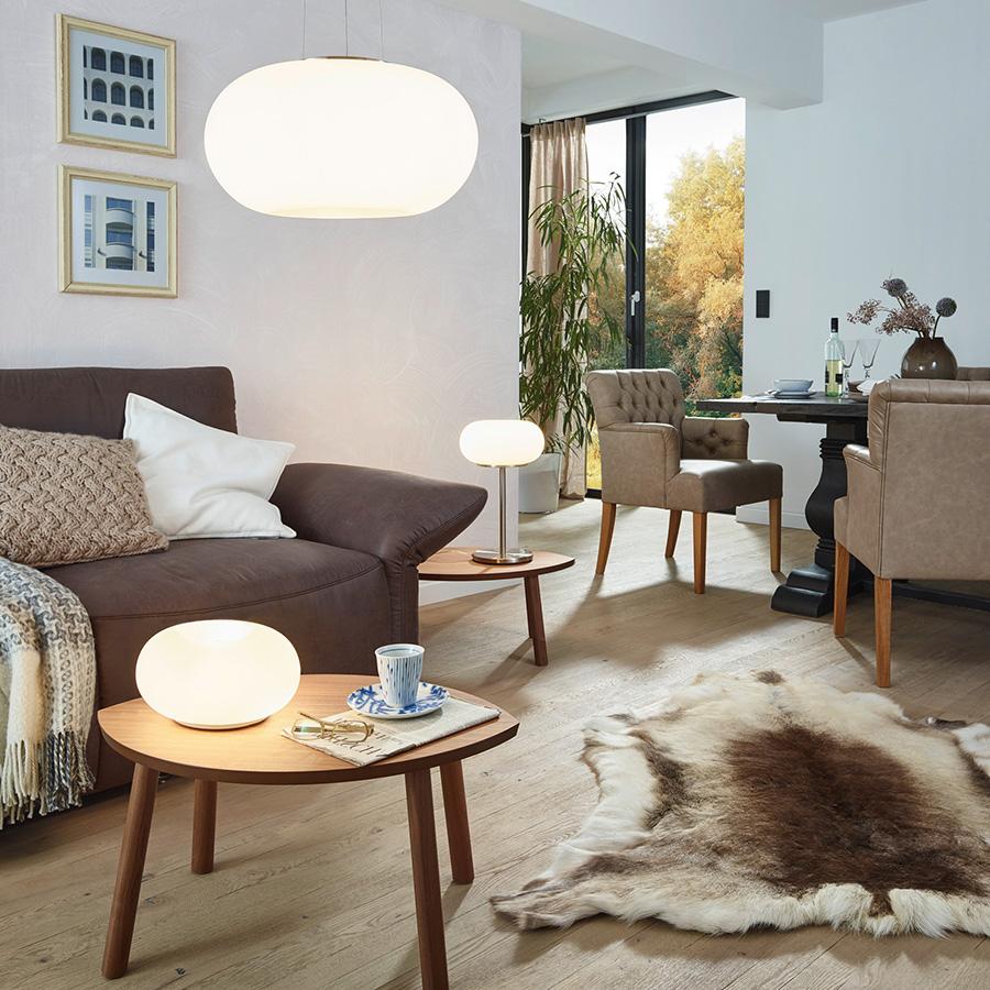 Mennyezeti lámpa nappaliba