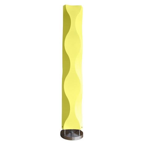 Állólámpa 2xE27/60W S-6011 sárga