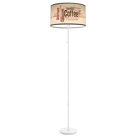 Állólámpa COFFEE 1xE27/60W/230V