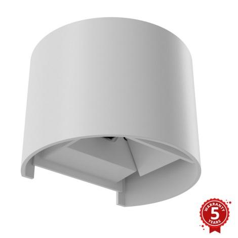 APLED - LED Kültéri fali lámpa OVAL 2xLED/3W/230V IP65