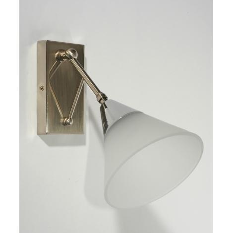 APOLLO/A/2 fali lámpa 1xE14/60W