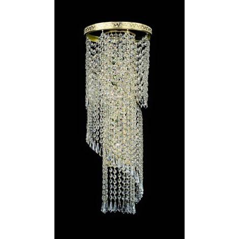 Artcrystal PS028 - BRILLIANT fali lámpa 3xE14/40W