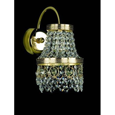 Artcrystal PS083 - BRILLIANT fali lámpa E14/60W