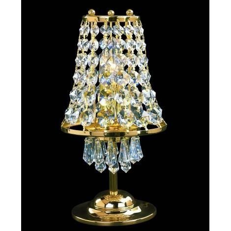 Artcrystal PTB112200001 - Asztali lámpa 1xE14/40W