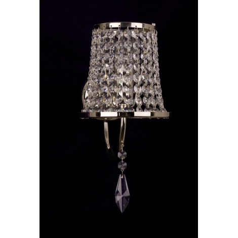 Artcrystal PWB042204001 - Fali lámpa 1xE14/40W