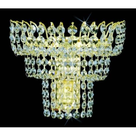Artcrystal PWB050602001 - Fali lámpa 1xE14/40W