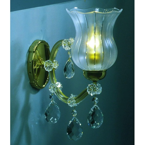 Artcrystal PWM571001001 - Fali lámpa 1xE14/40W