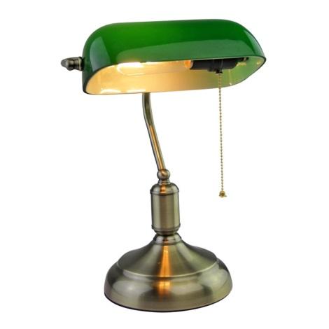Asztali lámpa 1xE27/60W/230V