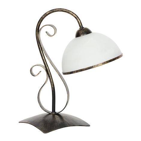 Asztali lámpa ANTICA 1xE27/60W/230V