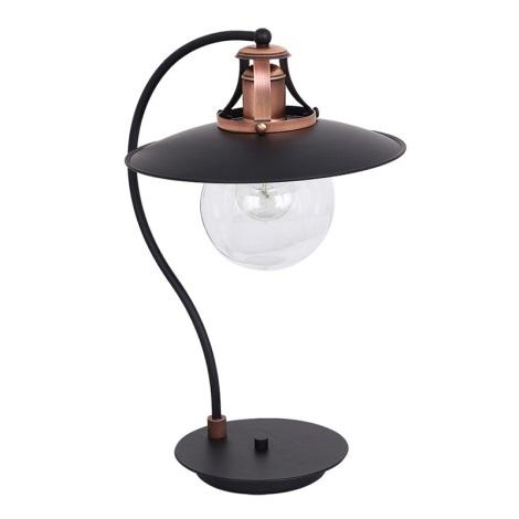 Asztali lámpa CANCUN 1xE27/60W/230V