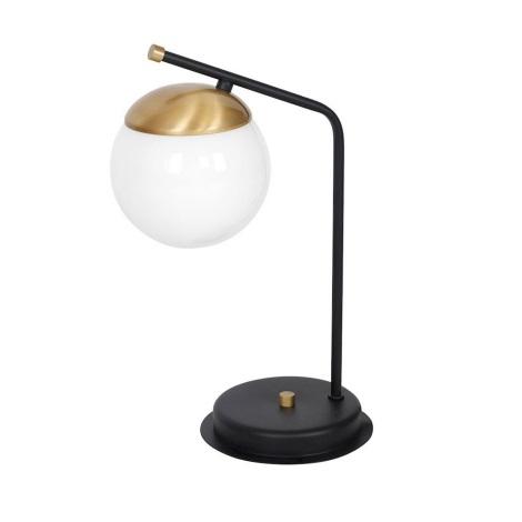 Asztali lámpa CARINA 1xE14/40W/230V fekete
