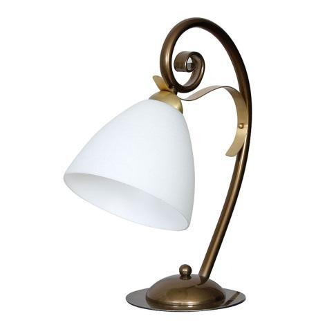 Asztali lámpa LIMA 1xE27/60W/230V