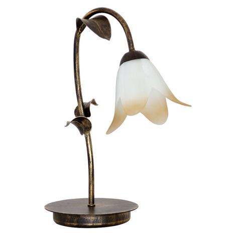Asztali lámpa PALM 1xE27/60W/230V