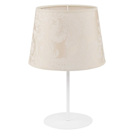 Asztali lámpa SOPRANO 1xE14/40W/230V bézs