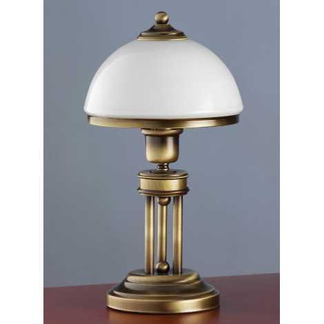 ATLANTA AA L asztali lámpa 1xE27/60W