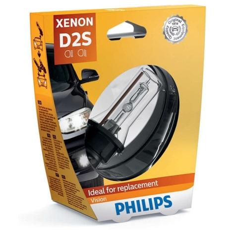 Autós izzó Philips XENON VISION 85122VIS1 D2S 35W/12V