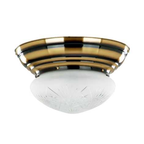 AZERO mennyezeti lámpa 2xE27/60W