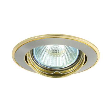 Beépíthető lámpa AXL 5515 1xMR16/50W szatén/nikkel/arany - GXPL043