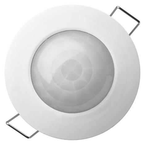 Beépíthető mozgásérzékelő PIR  B 360° 1200W/230V fehér