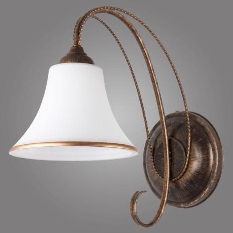 BELIZE B fali lámpa 1xE27/60W