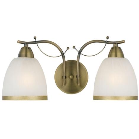 BRAHAMA 5582-2AB fali lámpa 2xE27/60W