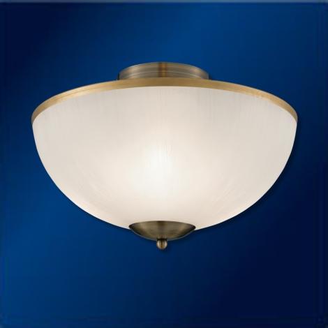BRAHAMA 6580AB mennyezeti lámpa 3xE27/60W