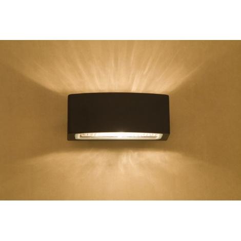 BRICK kültéri fali lámpa 1xE27/60W