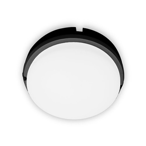 Brilagi - LED Mennyezeti ipari lámpa SIMA LED/12W/230V IP65 fekete
